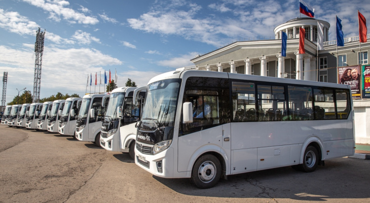 Общественный транспорт Дзержинска признали одним из лучших в стране
