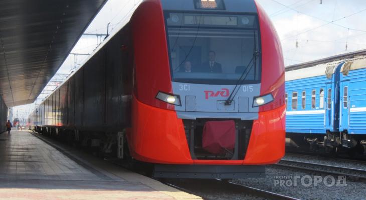 В Нижегородской области возведут высокоскоростную железнодорожную магистраль