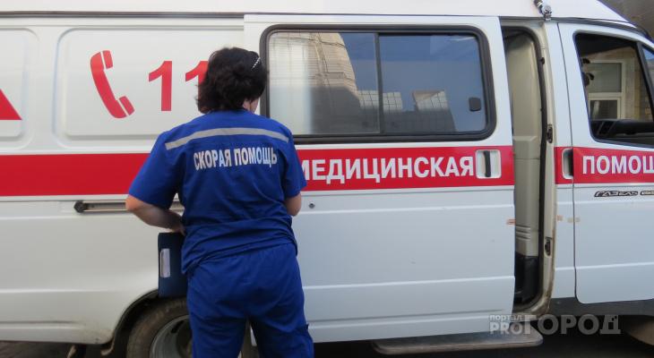Торопливый парень оказался на больничной койке после аварии Володарске