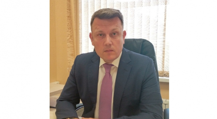 В Дзержинске уволили директора департамента информационной политики