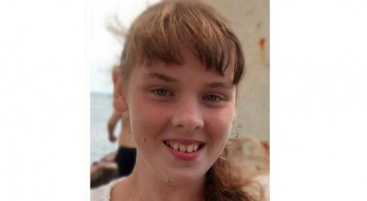 В Дзержинске найдена пропавшая 12-летняя Виктория Чистякова
