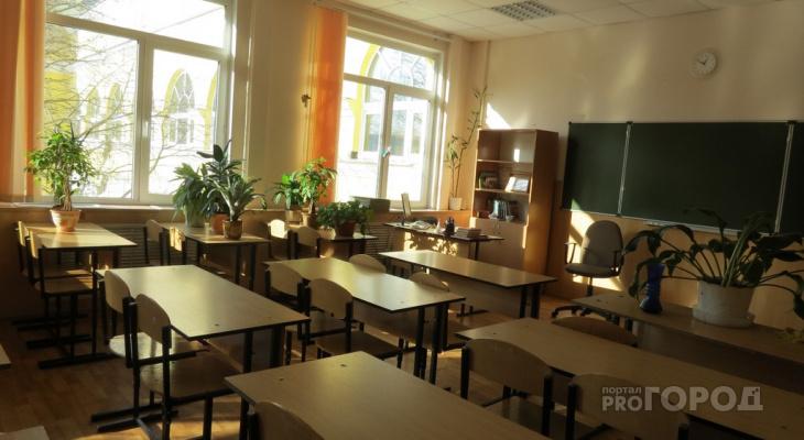 В Дзержинске проводят ежедневный мониторинг трещин в школе №35