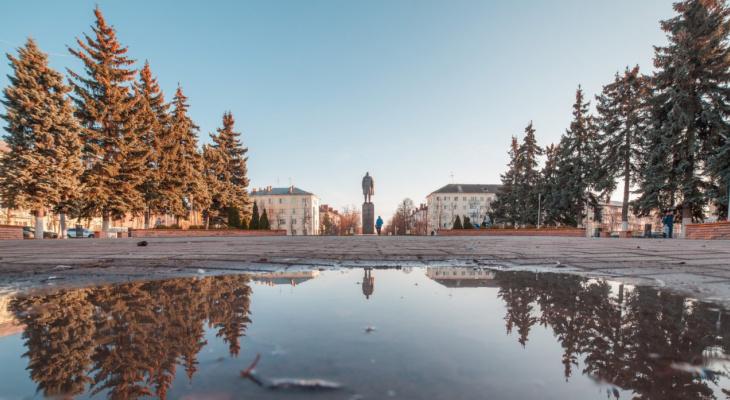 Дождь со снегом и гололедица ожидается в Дзержинске