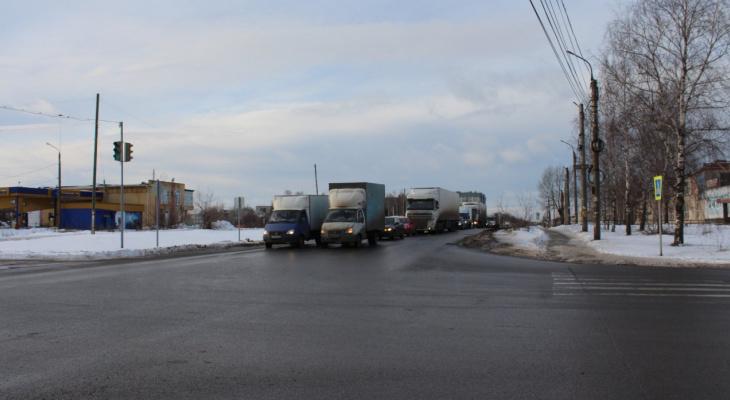 Красноармейскую улицу Дзержинска расширят более чем за 400 миллионов рублей