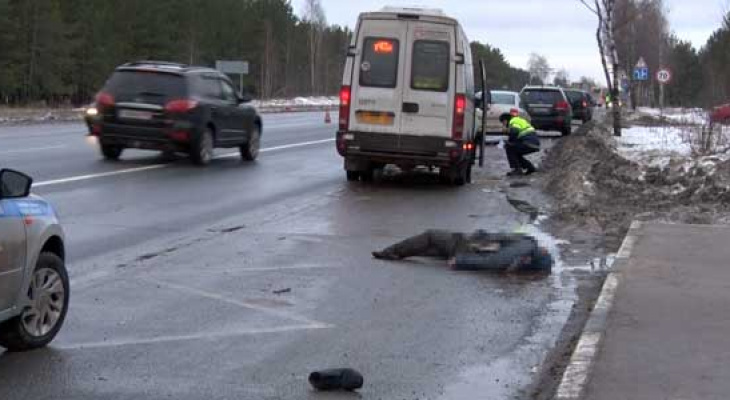 Смертельный маршрут: в Дзержинске междугородняя маршрутка насмерть сбила мужчину