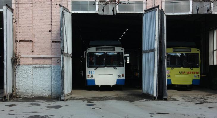 Москва передаст Дзержинску 40 троллейбусов