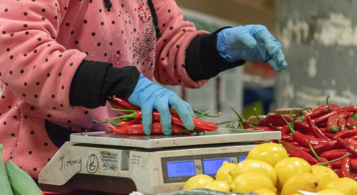 Дзержинск участвует в пилотном проекте по проверке весов в продуктовых точках