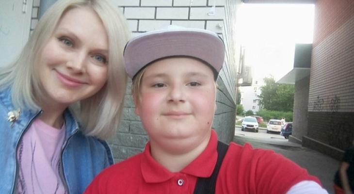 Певицу Натали сегодня встретили жители Дзержинска