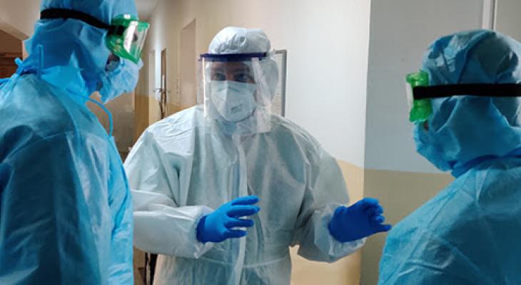 Стал известен список больниц, где нижегородцев лечат от коронавируса