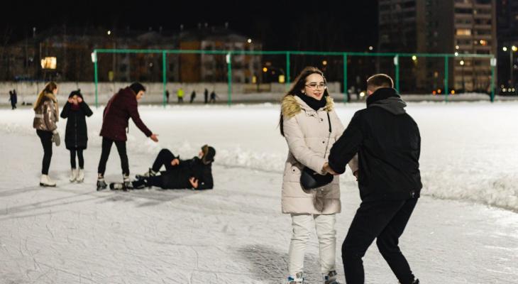 Администрация рассказала, где в Дзержинске зальют катки зимой