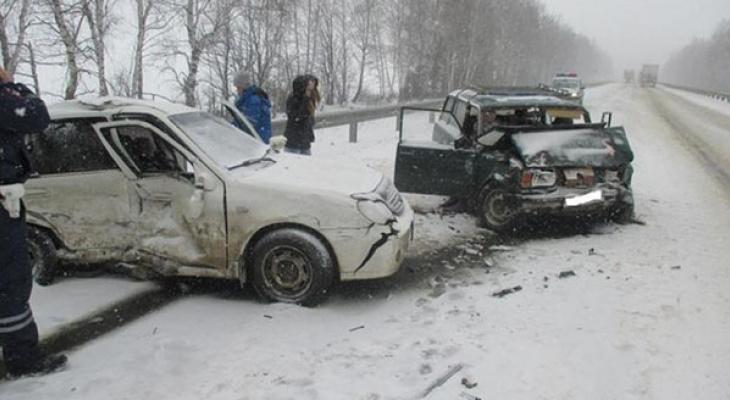 В Дзержинске шесть человек пострадали в различных ДТП за неделю