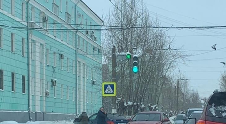 Пять ДТП с раненными случилось в Дзержинске за прошедшие сутки