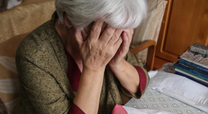 """Сотен тысяч рублей лишилась дзержинская пенсионерка, поговорив с """"банком"""""""
