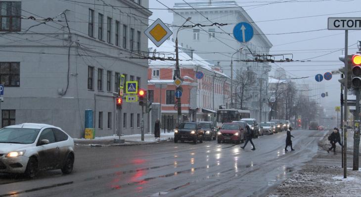 Прогноз погоды на наделю в Нижегородской области