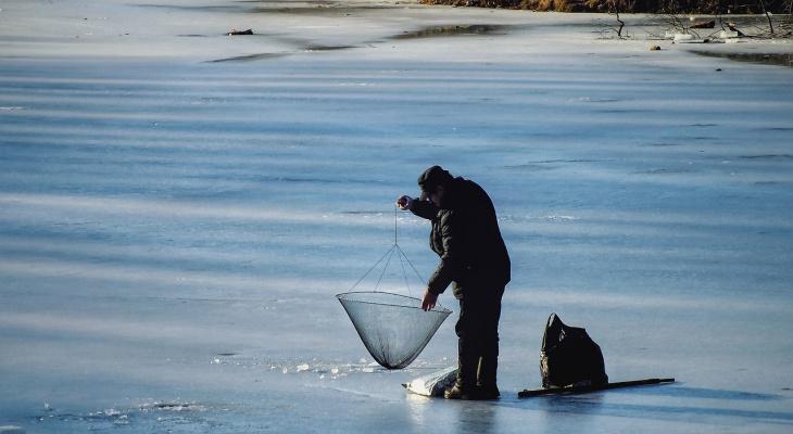 В Нижегородской области запрещено рыбачить