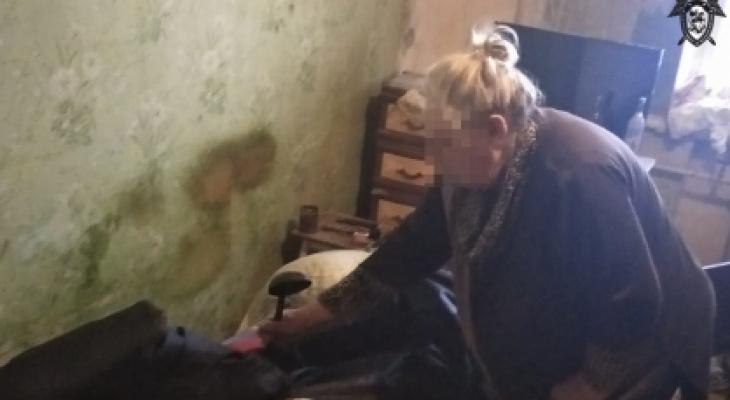 В Дзержинске пенсионерка жестоко убила мужа сестры за нечистоплотность