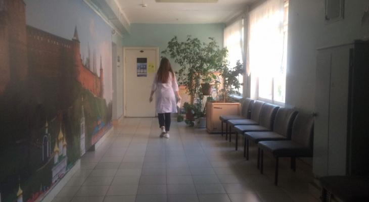 Власти прокомментировали новость об увольнении 40 медиков из дзержинского госпиталя