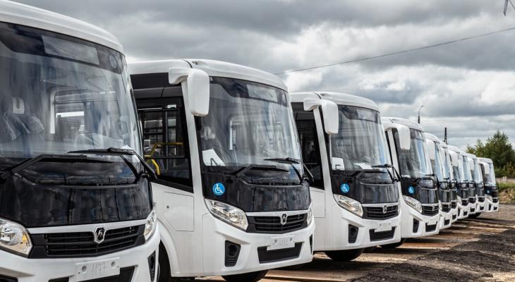 В автопарке общественного транспорта Дзержинска появятся новые автобусы