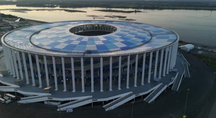 Финал Кубка России по футболу пройдет в Нижнем Новгороде