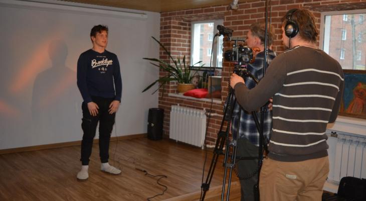 Трудным подросткам из Дзержинска показали как работает телевидение