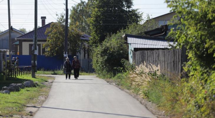 Рабочий поселок Желнино преобразуют в сельский