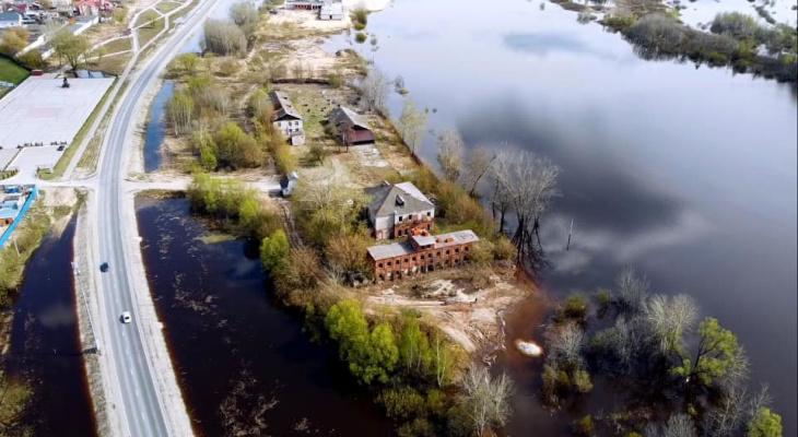 Остров за 50 миллионов рублей выставлен на продажу в Нижегородской области