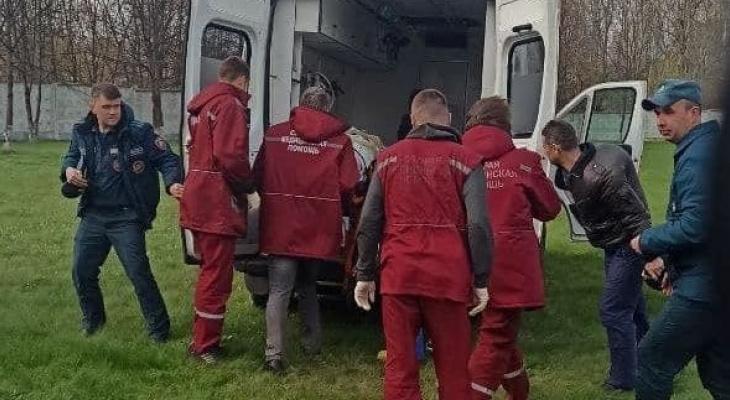 Нижегородские врачи спасают 12-летнего мальчика, бросившегося в огонь за братом