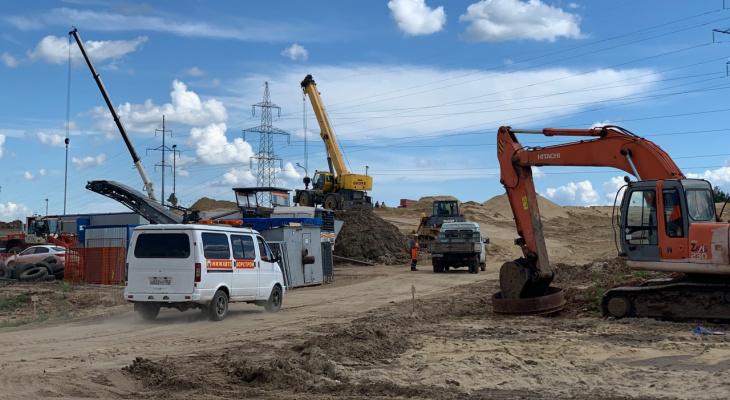 На двух трассах в Нижегородской области построят двухуровневую развязку