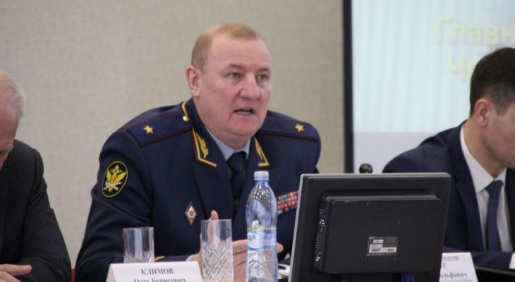 Утвержден новый начальник нижегородского ФСИН. Почему сменилось руководство?