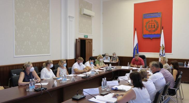 Глава Дзержинска Иван Носков провел рабочее совещание с руководителями медицинских учреждений города