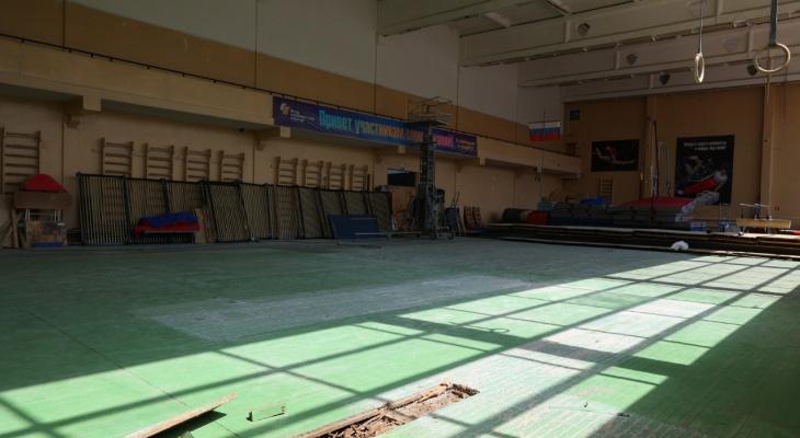 В Дзержинске продолжается ремонтная кампания  в учреждениях культуры и спорта