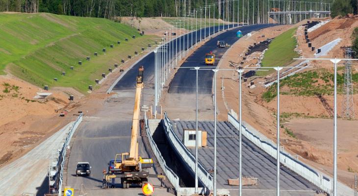 На ускорение темпов строительства трассы Москва — Нижний Новгород — Казань потратят 40 млрд рублей