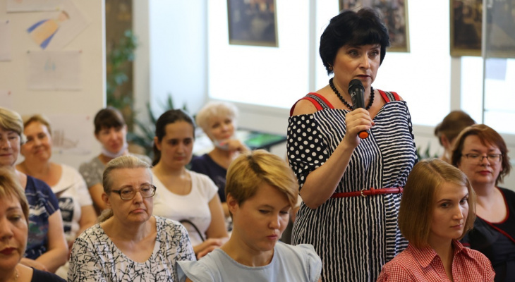 Глава города Дзержинска провел рабочую встречу с руководителями городских библиотек