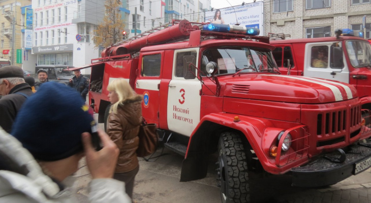 В Дзержинске эвакуировали пациентов и сотрудников одной из больниц
